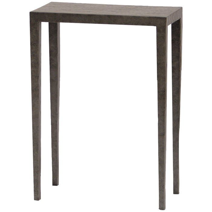 Palecek Indoor Outdoor Josephine Metal Top Side Table