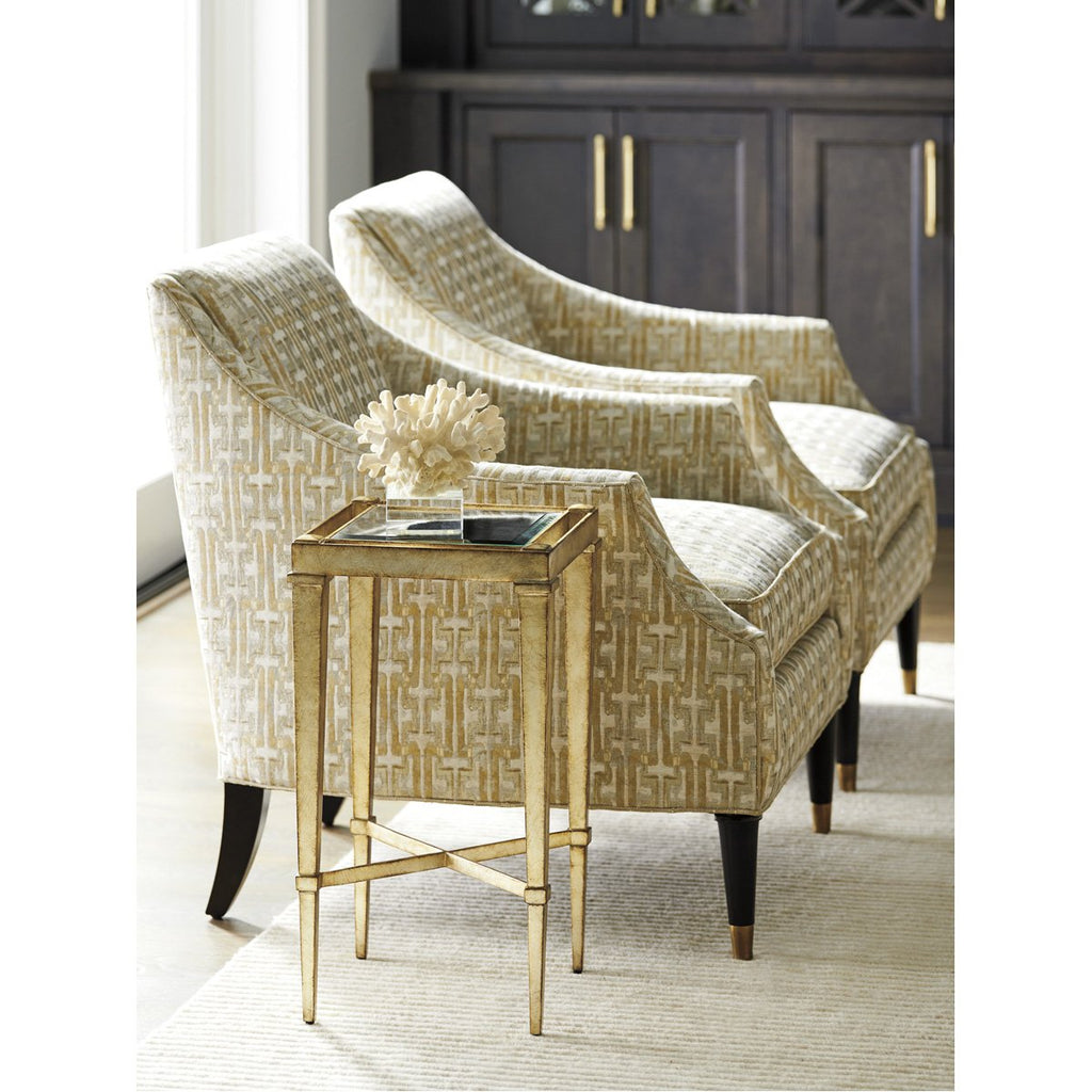 Lexington Carlyle Sheldon Chairside Table