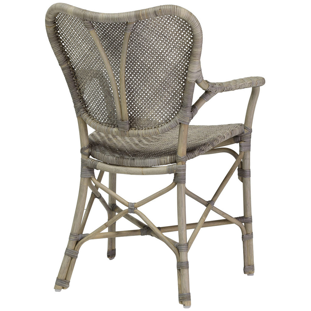 Palecek Jordan Arm Chair Dining Chairs Benjamin Rugs Furniture