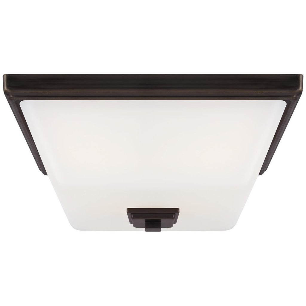 Sea Gull Lighting Ellis Harper 2-Light Ceiling Flush Mount - 9.5W