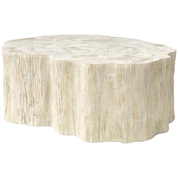 Palecek Camilla Fossilized Clam Table