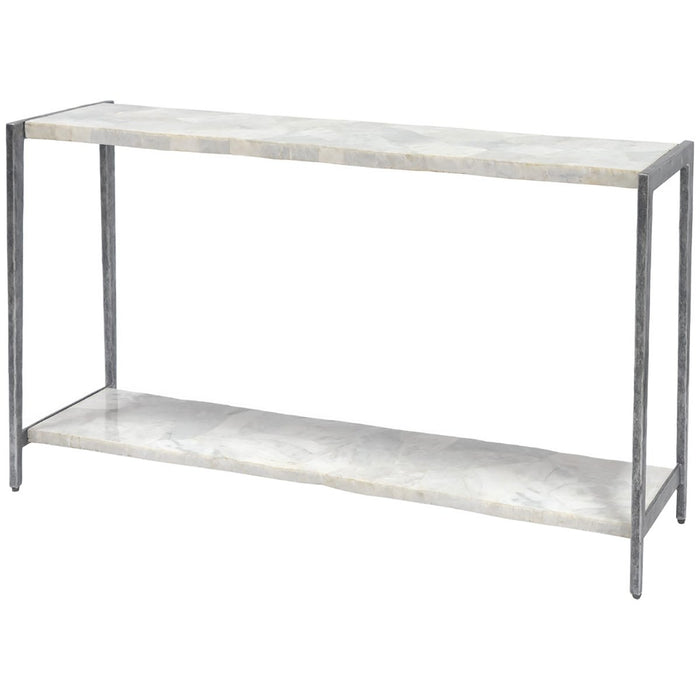 Palecek Preston Marble Console Table