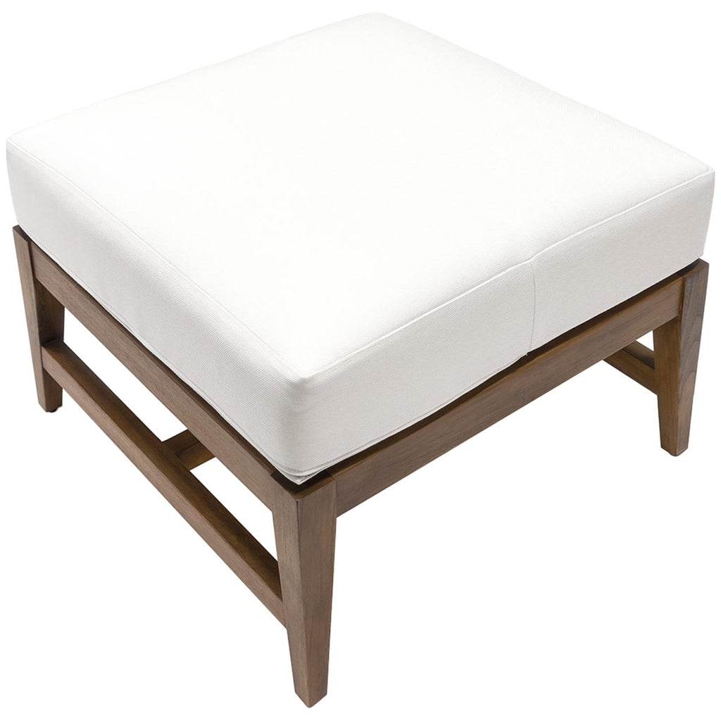 Palecek Amalfi Outdoor Sectional Ottoman