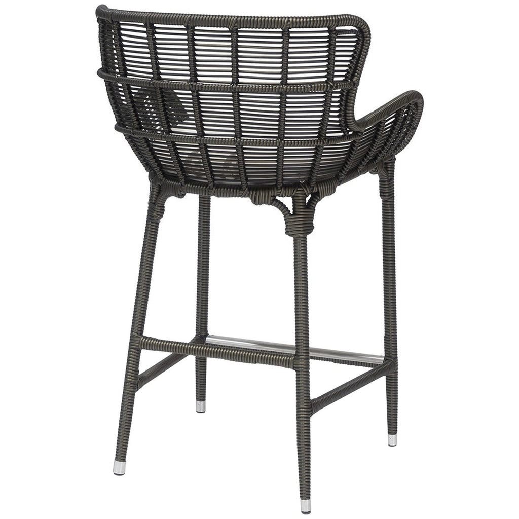 "Palecek Palermo Outdoor 24"" Counter Stool"
