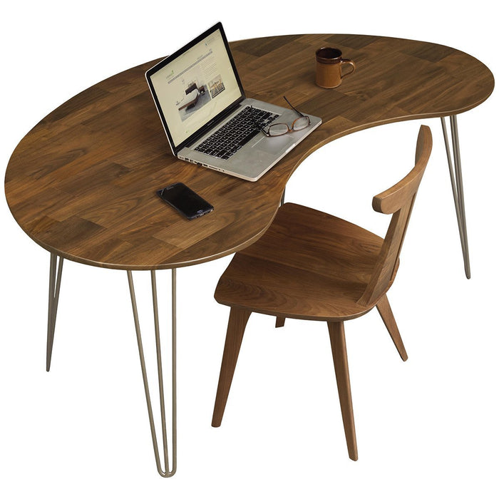 Copeland Furniture Essentials Kidney Shaped Desk