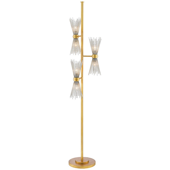 Currey and Company Novatude Floor Lamp
