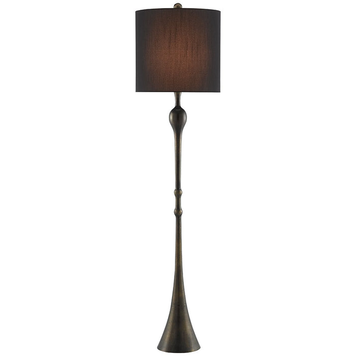 Currey and Company Trompette Floor Lamp