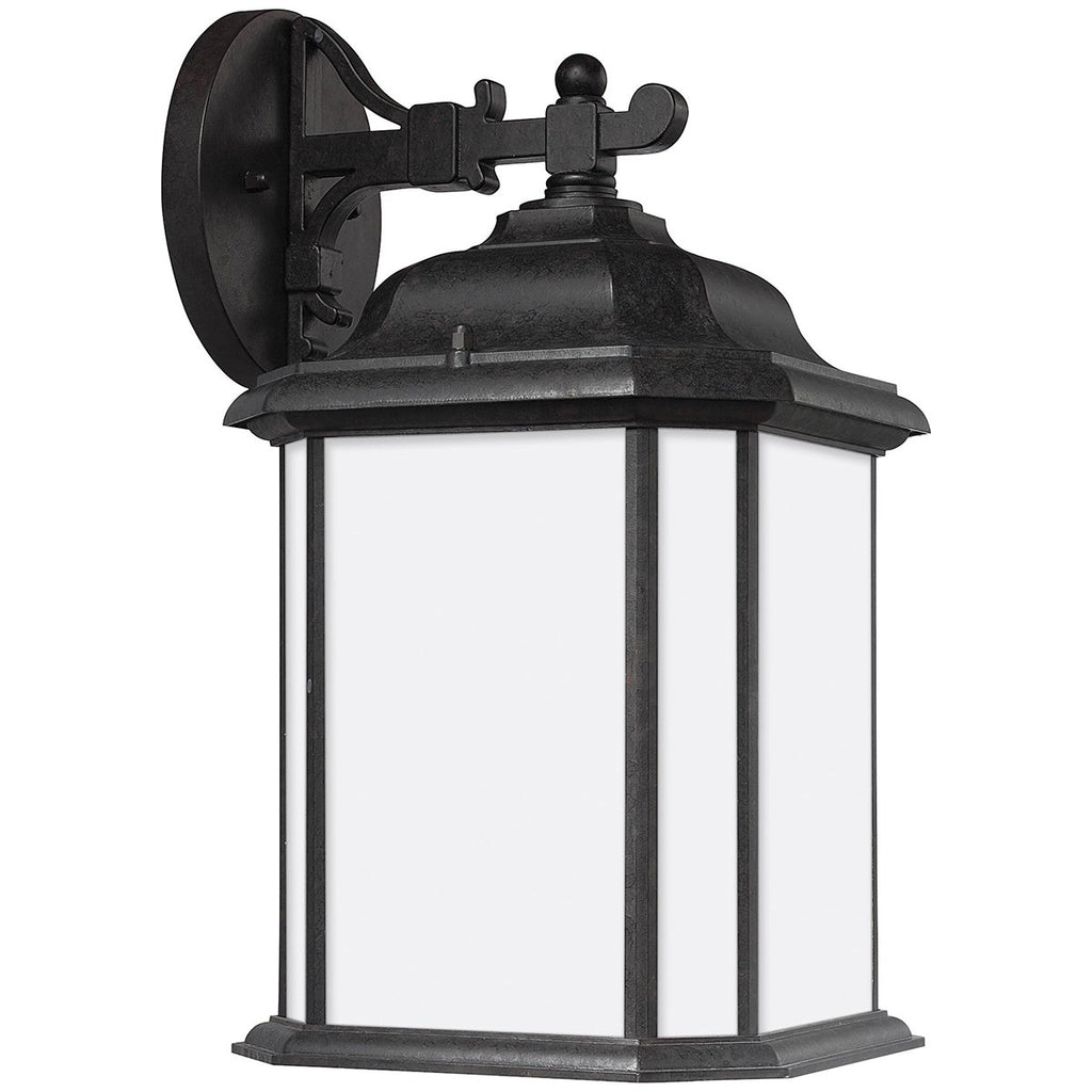 Sea Gull Lighting Traditional One Light Outdoor Wall Lantern