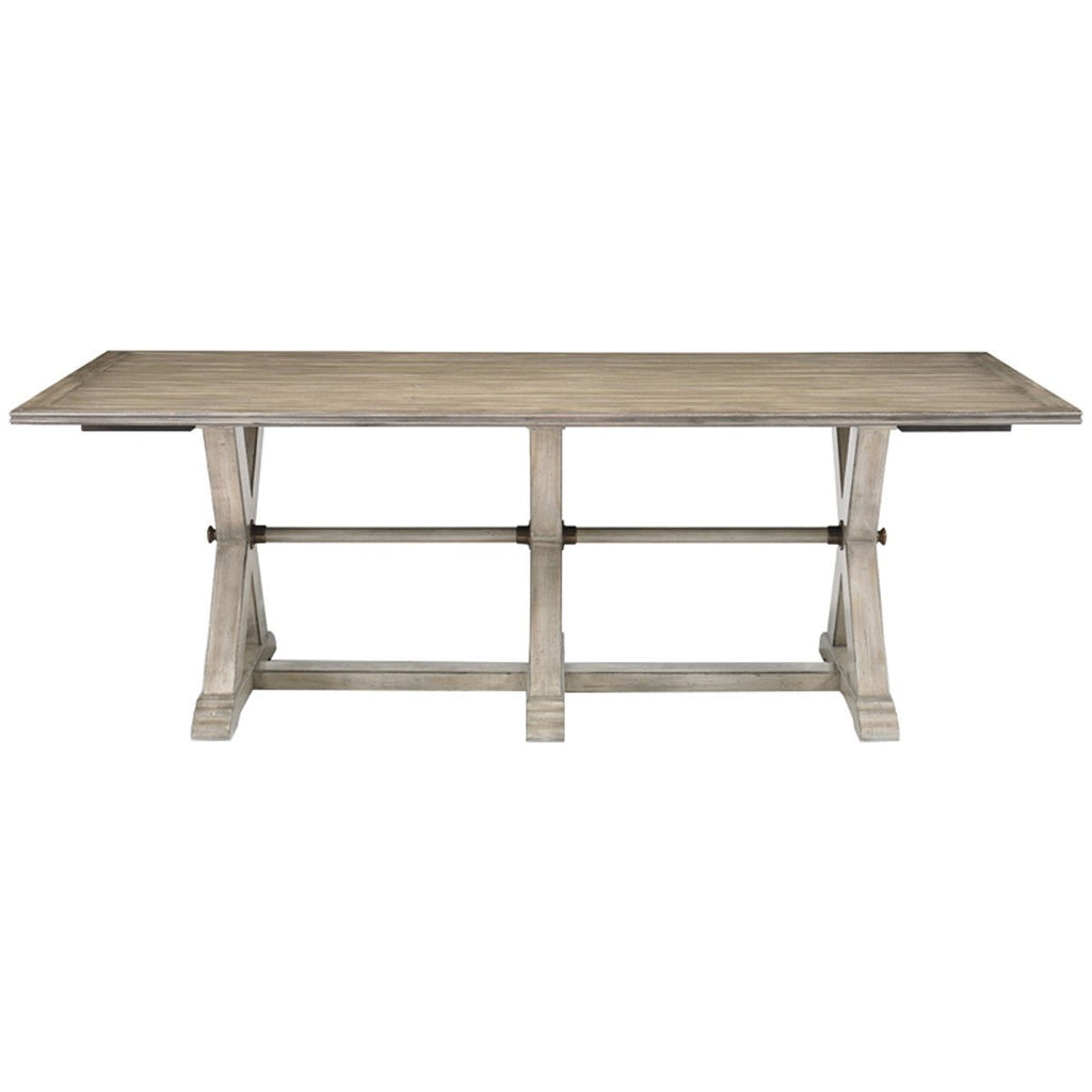 Hickory White Vineyard Haven Rectangular Dining Table