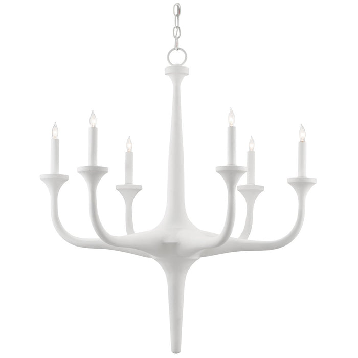 Currey and Company Albion Chandelier