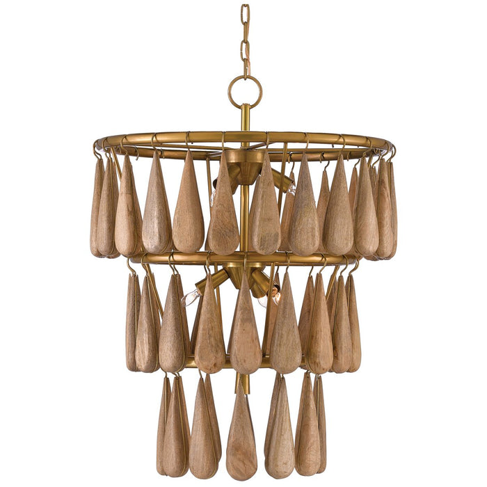Currey and Company Savoiardi Chandelier