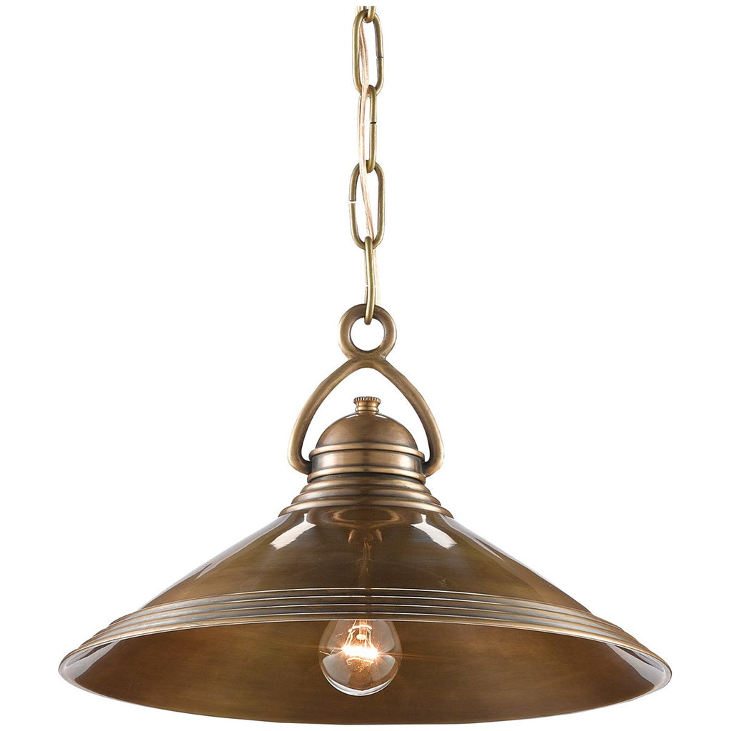 Currey and Company Weybright Pendant