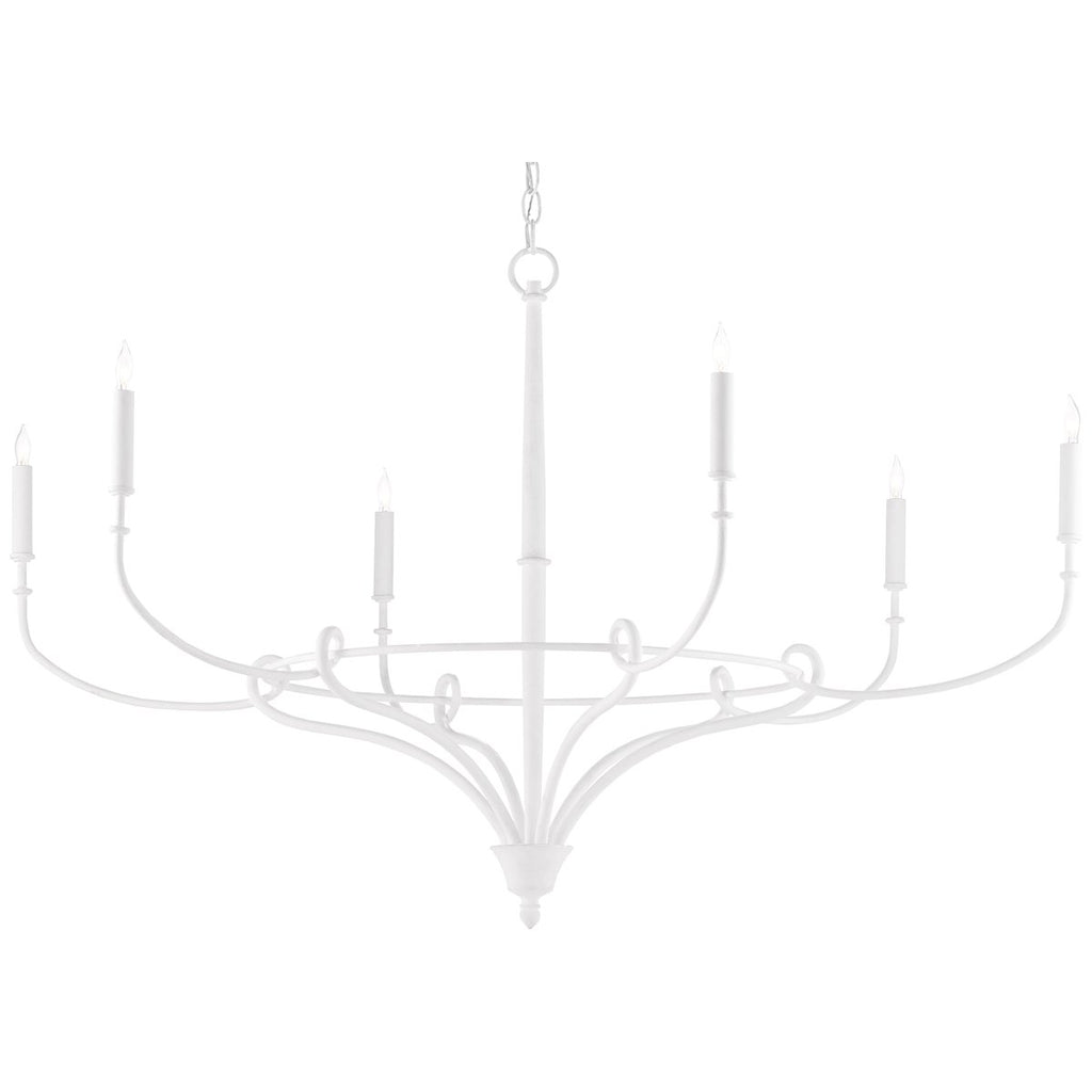 Currey and Company Cyrilly Chandelier