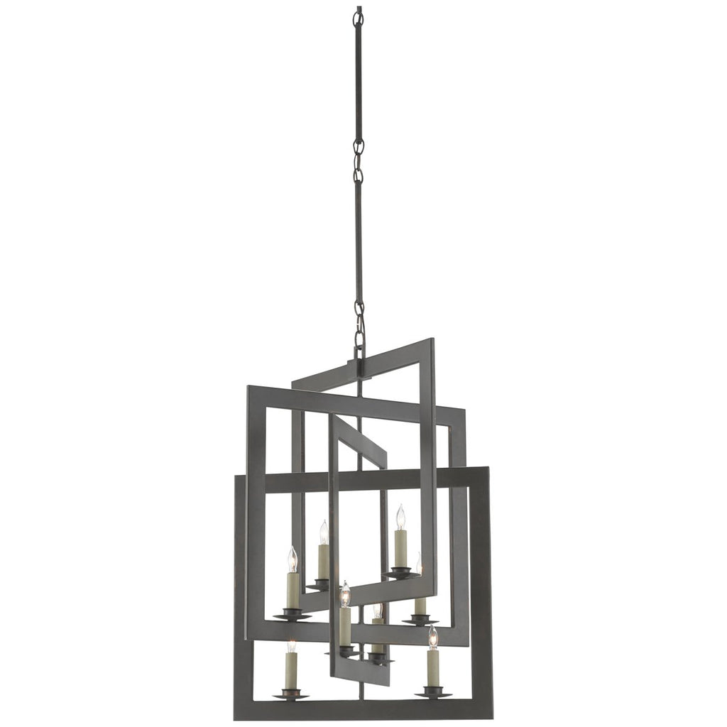 Currey and Company Middleton Small Chandelier