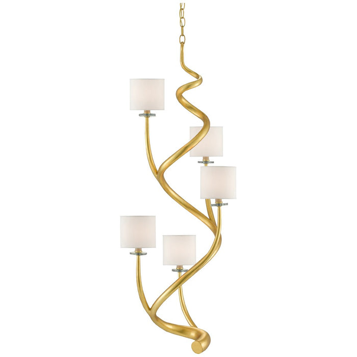 Currey and Company Absalom Chandelier