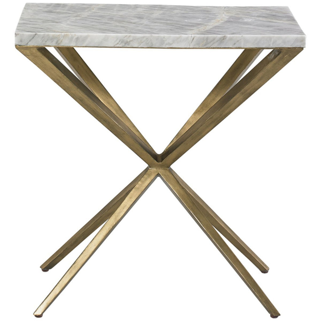Hickory White A la Carte Centurion Side Table