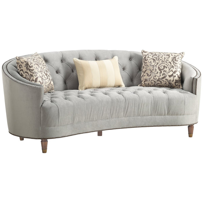 Caracole Classic Elegance Upholstery Sofa