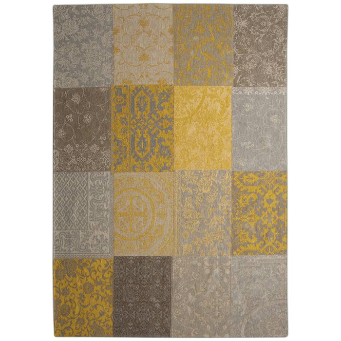 Louis de Poortere Vintage Multi 8084 Yellow Rug