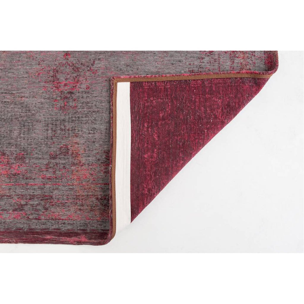 Louis de Poortere Fading World Medaillon 8261 Pink Flash Rug