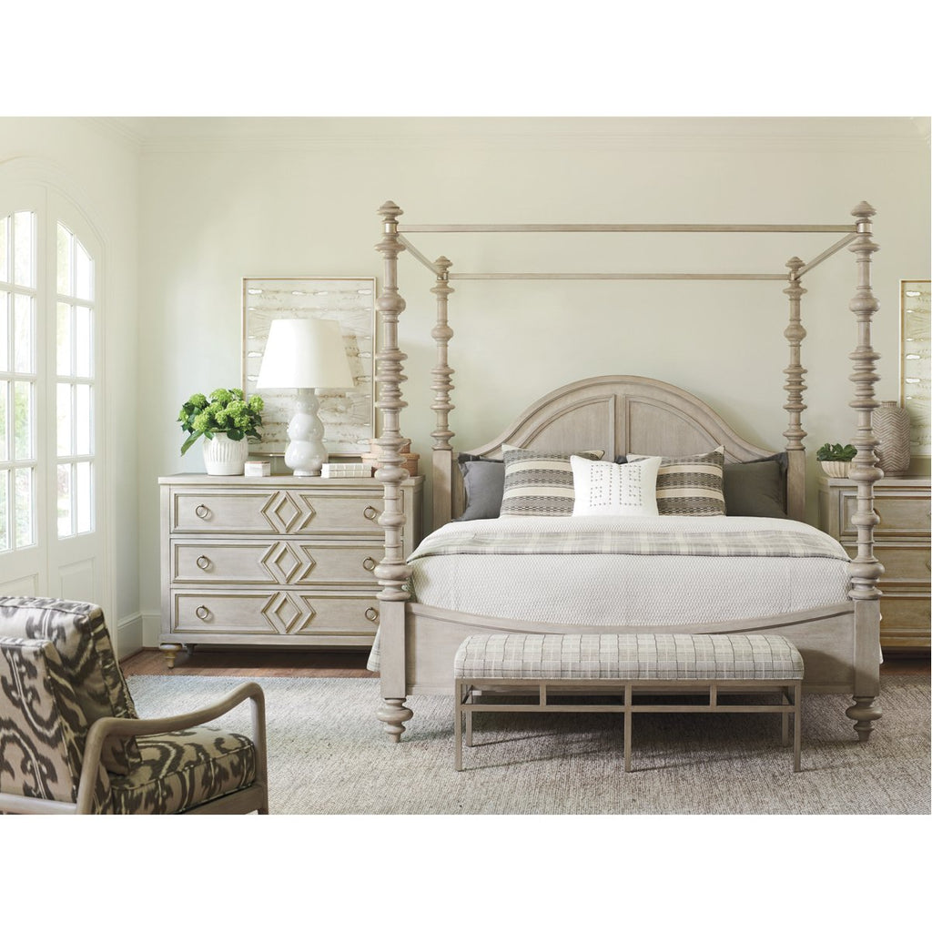 Lexington Malibu Heathercliff Poster Bed