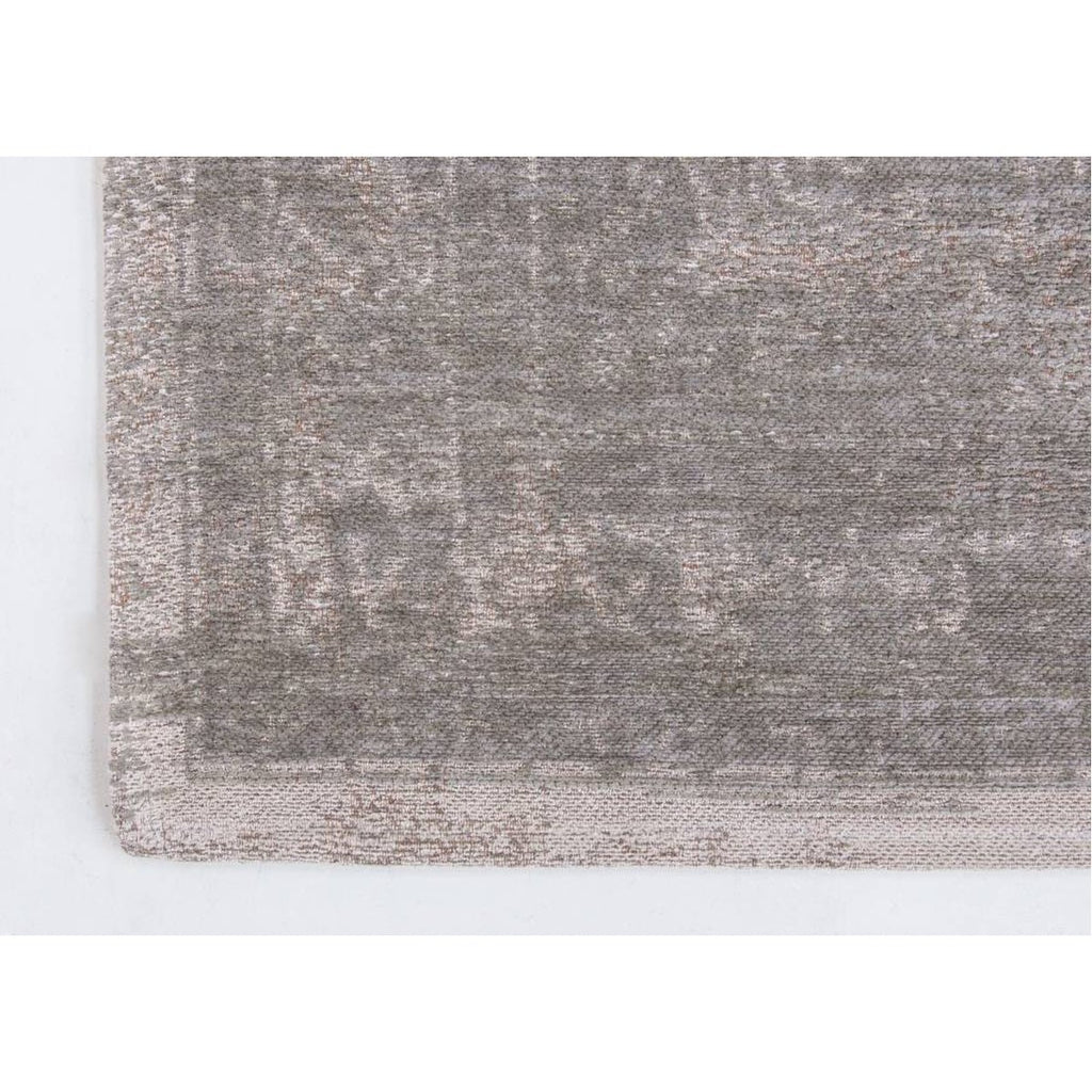 Louis de Poortere Fading World Medaillon 8382 White Pepper Rug