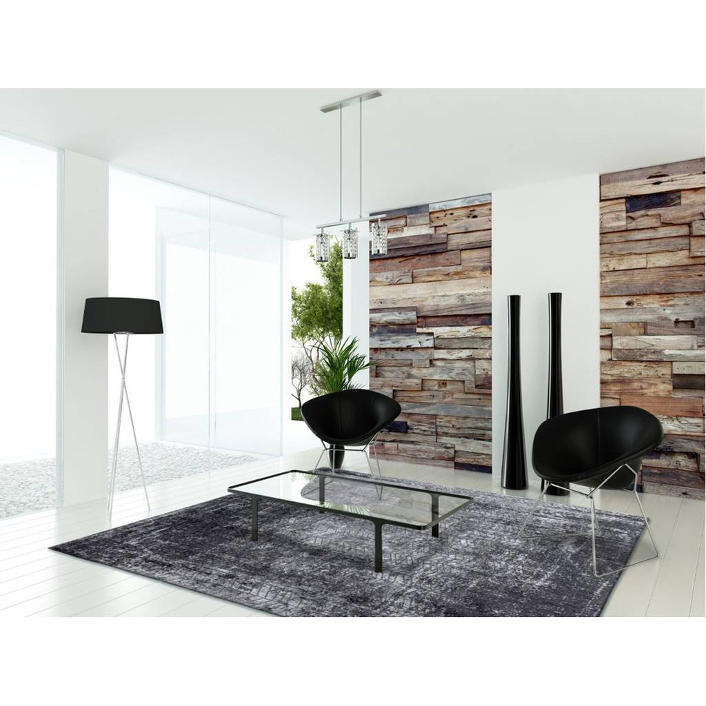 Louis de Poortere Mad Men Jacob's Ladder 8425 Harlem Contrast Rug