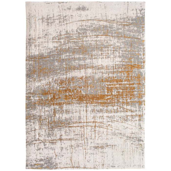 Louis de Poortere Mad Men Griff 8419 Columbus Gold Rug