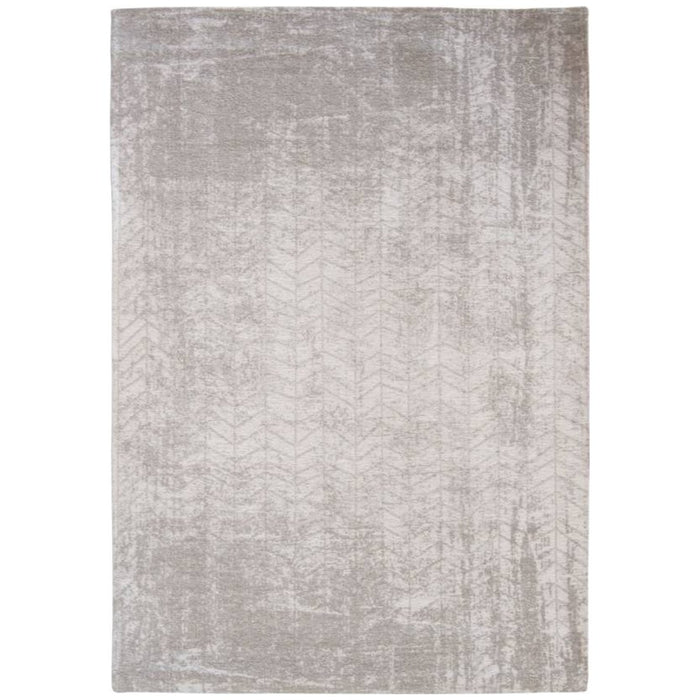 Louis de Poortere Mad Men Jacob's Ladder 8929 White Plains Rug