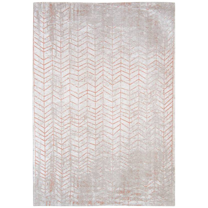Louis de Poortere Mad Men Jacob's Ladder 8951 Coppertone Rug