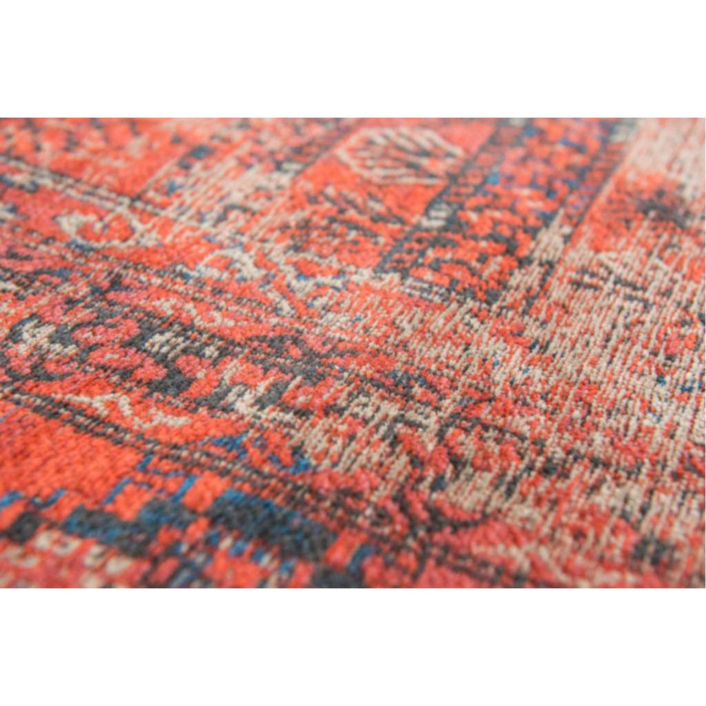 Louis de Poortere Antiquarian Hadschlu Antique 8719 7-8-2 Red Rug