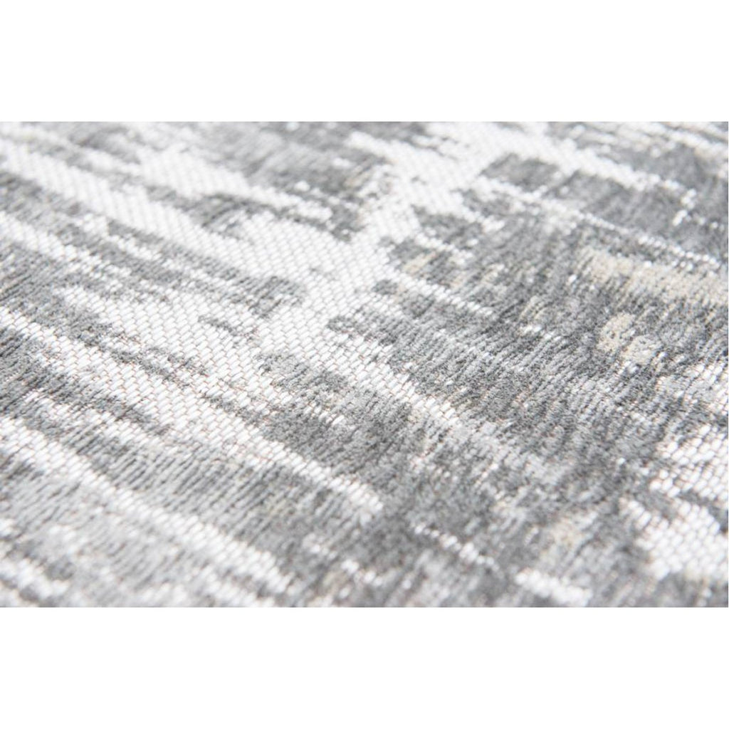 Louis de Poortere Atlantic Streaks 8716 Coney Grey Rug