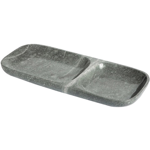 Interlude Home Harlow Dual Section Tray