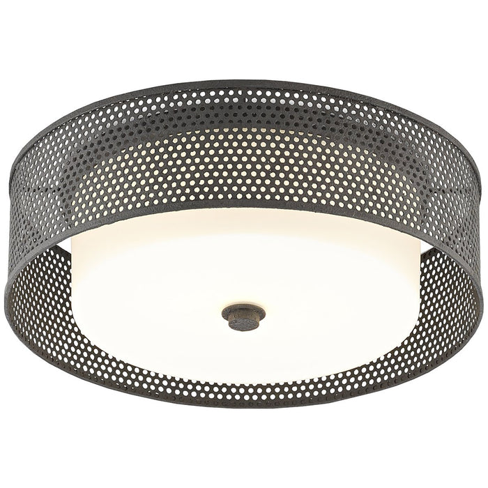 Currey and Company Notte Flush Mount