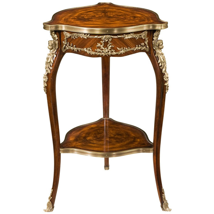 Theodore Alexander Althorp Living History Caryatids Accent Table