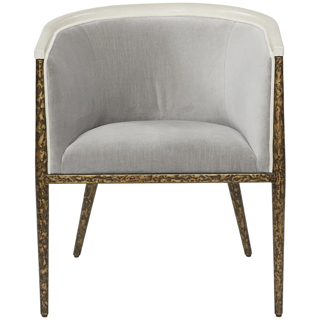 Mr. Brown London Annella Chair in Linen