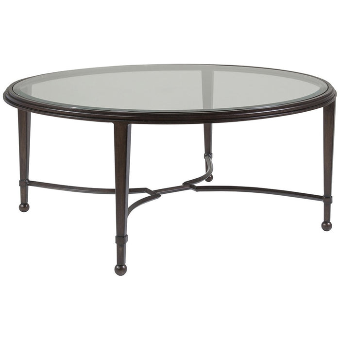 Artistica Home Sangiovese Round Cocktail Table 01-2011-943