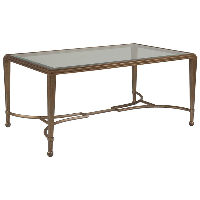 Artistica Home Sangiovese Rectangular Cocktail Table