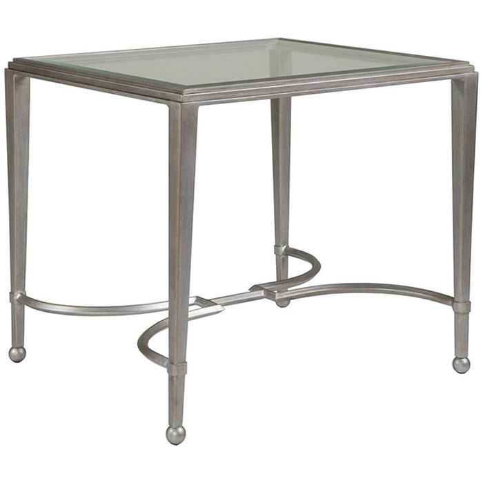 Artistica Home Sangiovese Rectangular End Table 01-2011-959