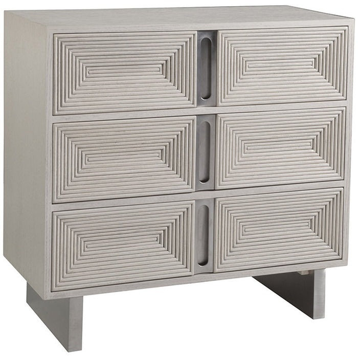 Artistica Home Gradient Three Drawer Hall Chest 2119-973