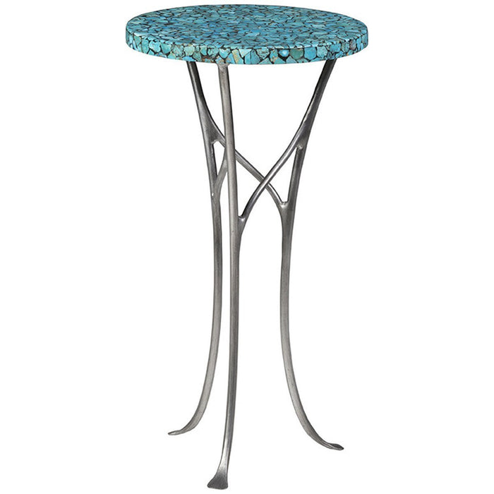Artistica Home Isidora Turquoise Spot Table 2134-951