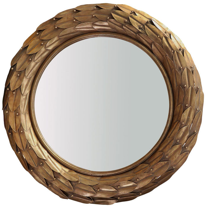 Bungalow 5 Athena Mirror in Gold