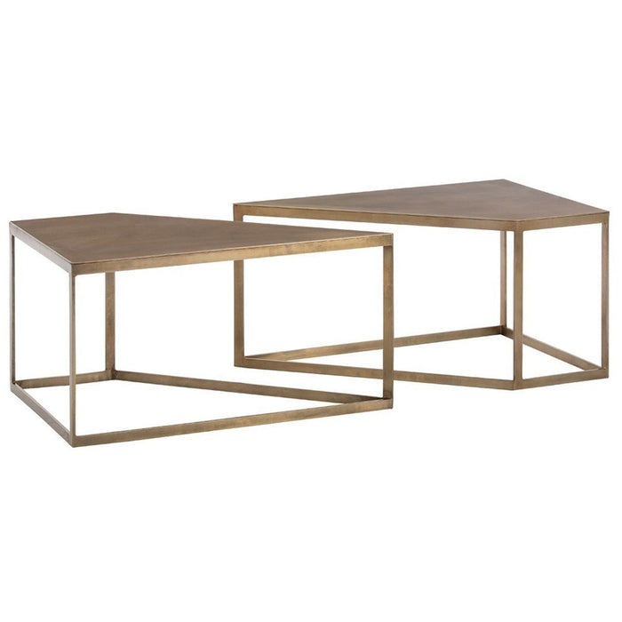 Arteriors Austin Cocktail Table Set of 2
