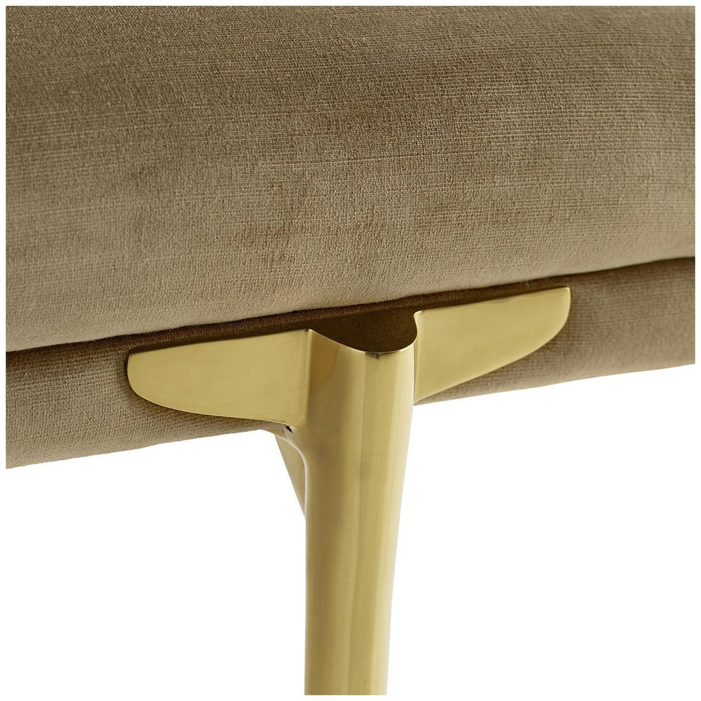 Arteriors Andrea Rectangular Bench