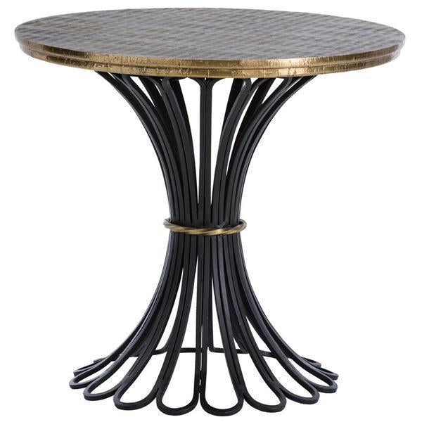 Arteriors Draco End Table
