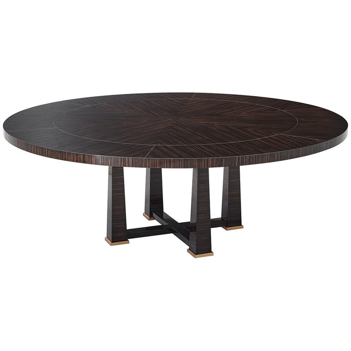 Theodore Alexander Edward Extending Dining Table