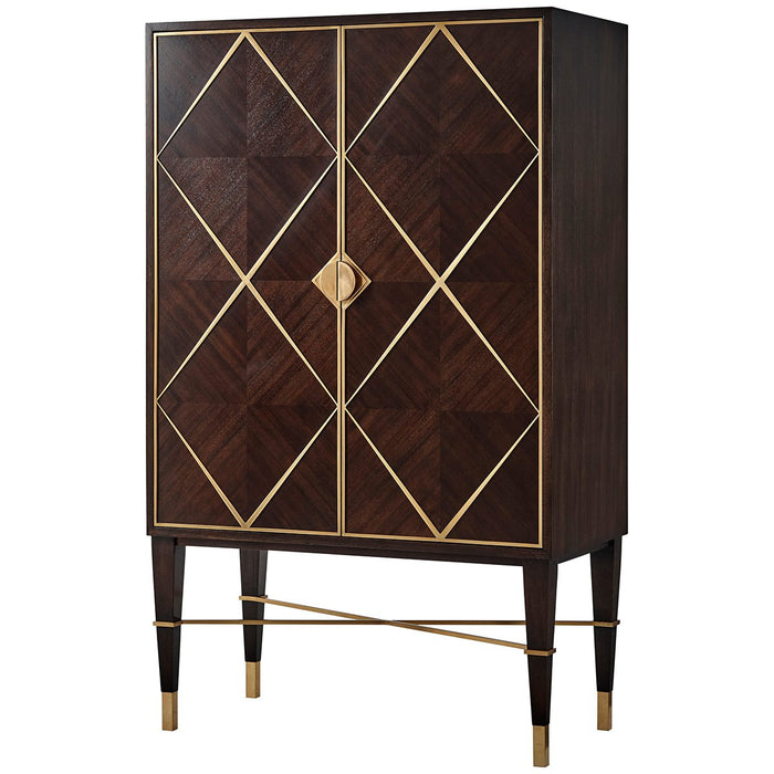 Theodore Alexander Max Bar Cabinet