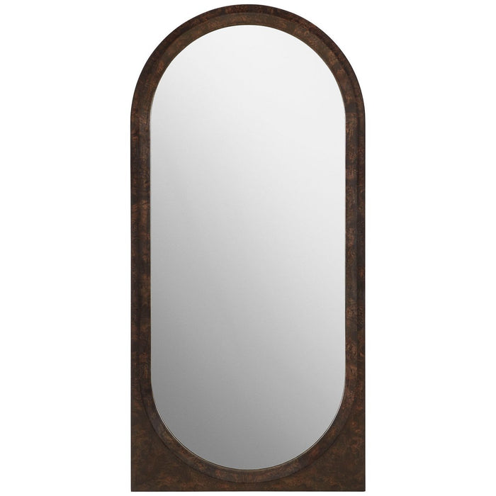 Baker Furniture Ellipse Mirror BAA3013