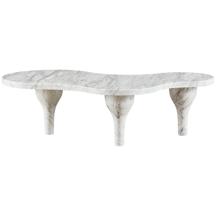 Baker Furniture Freeform Cocktail Table BAA3051