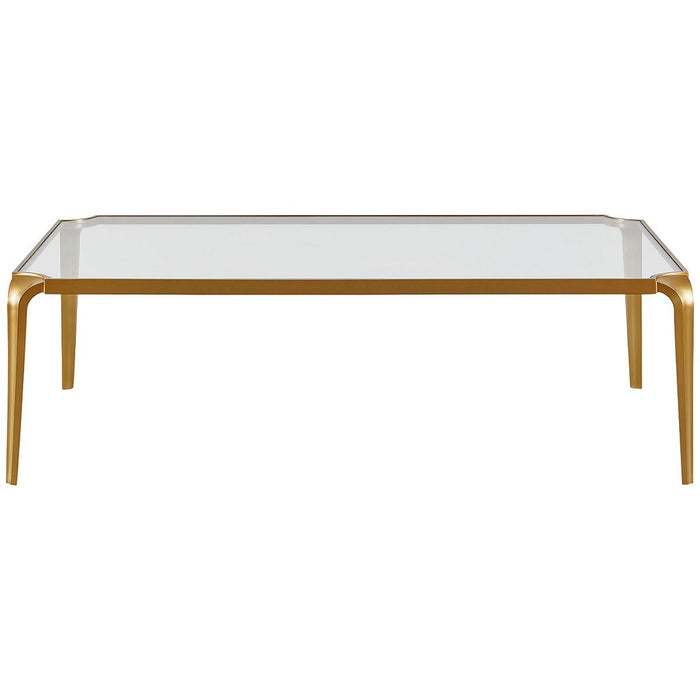 Baker Furniture Lotus Cocktail Table BAA3052