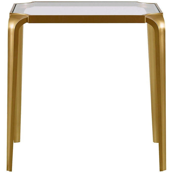Baker Furniture Lotus Side Table BAA3053